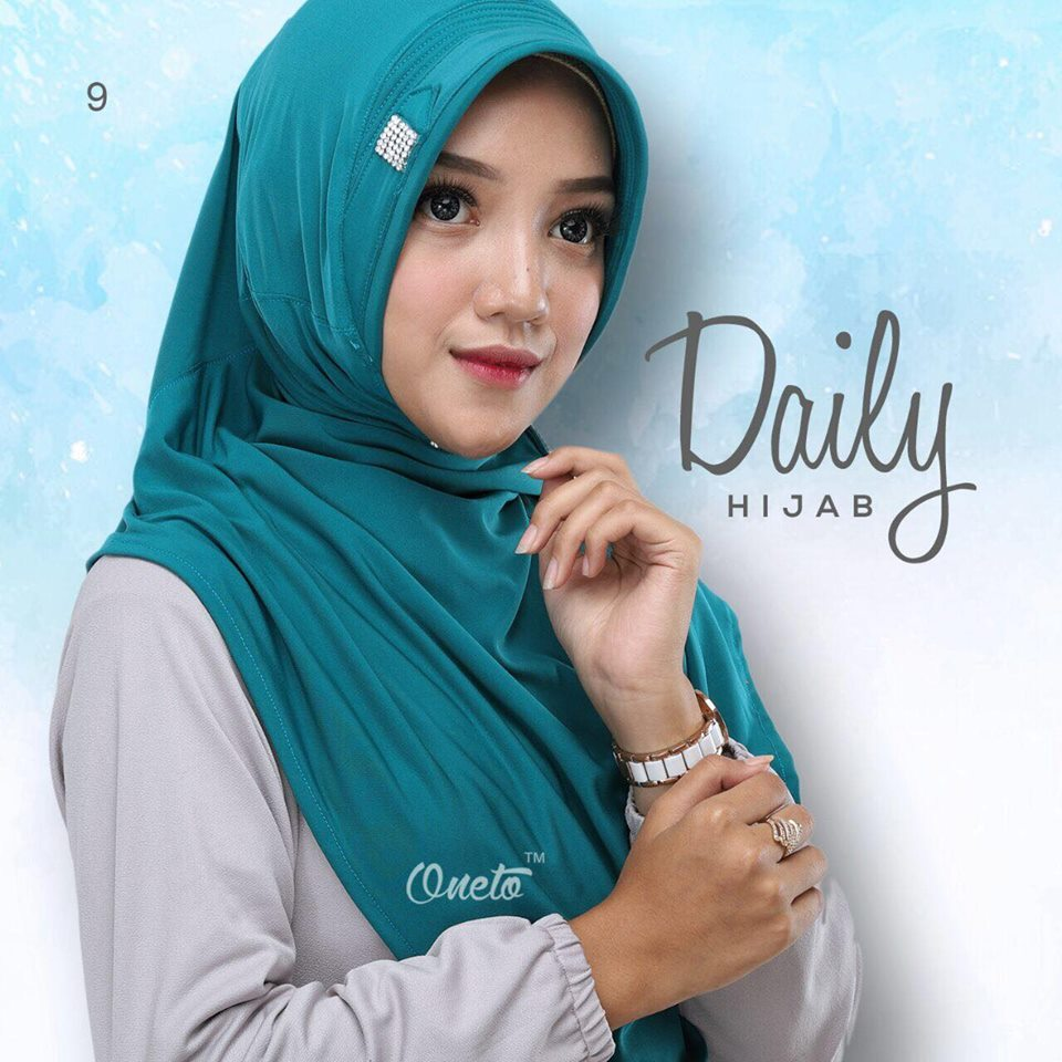 daily hijab by oneto tosca