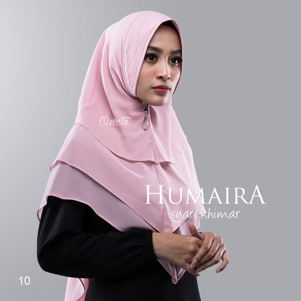humaira by oneto  dusty pink