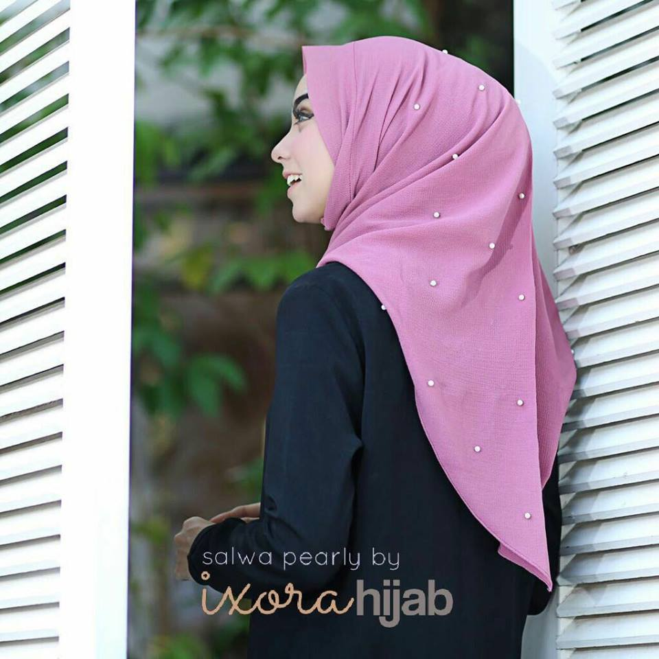 salwa pearly by ivorihijab dustypurple