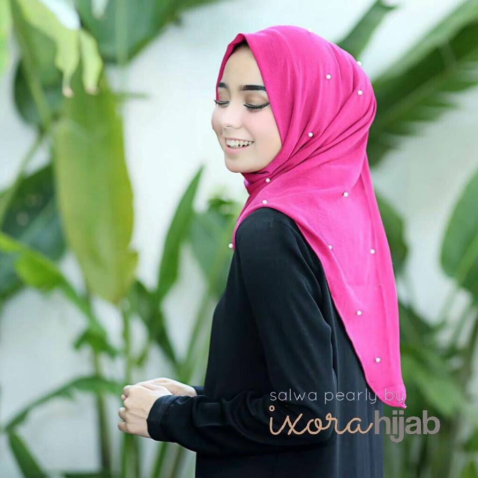 salwa pearly by ivorihijab fanta