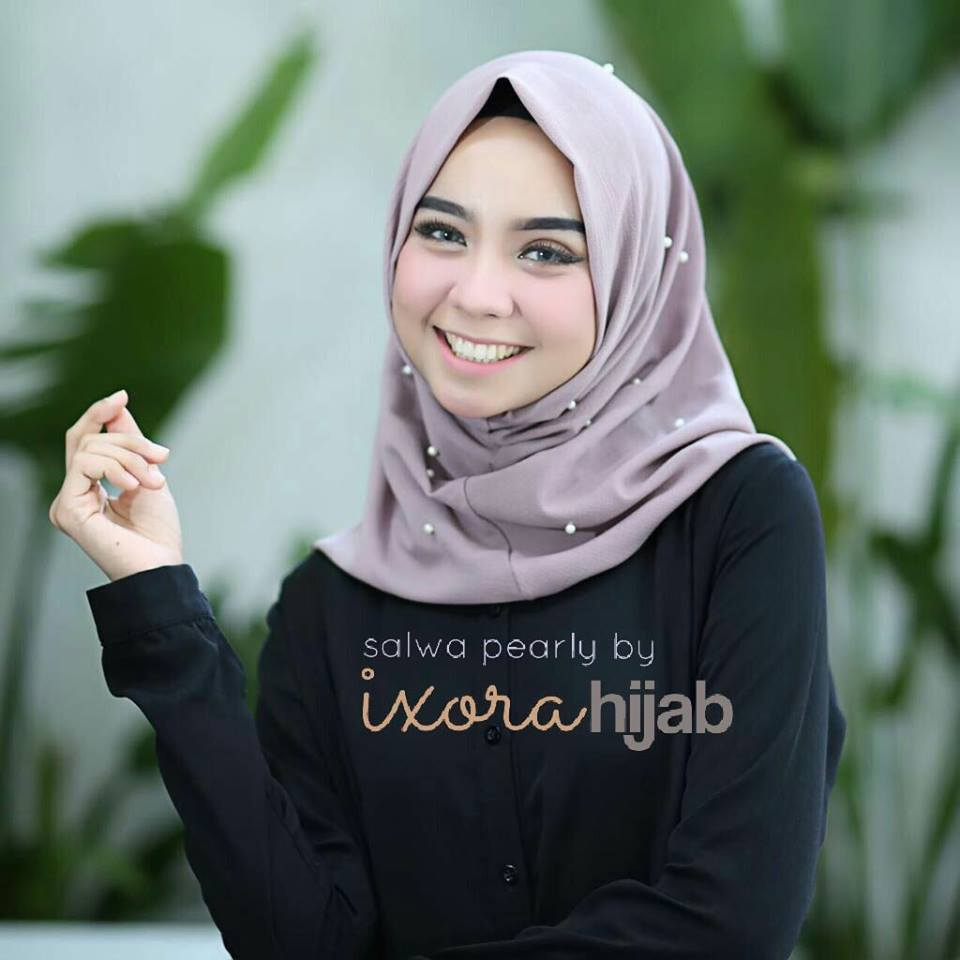 salwa pearly by ivorihijab milo