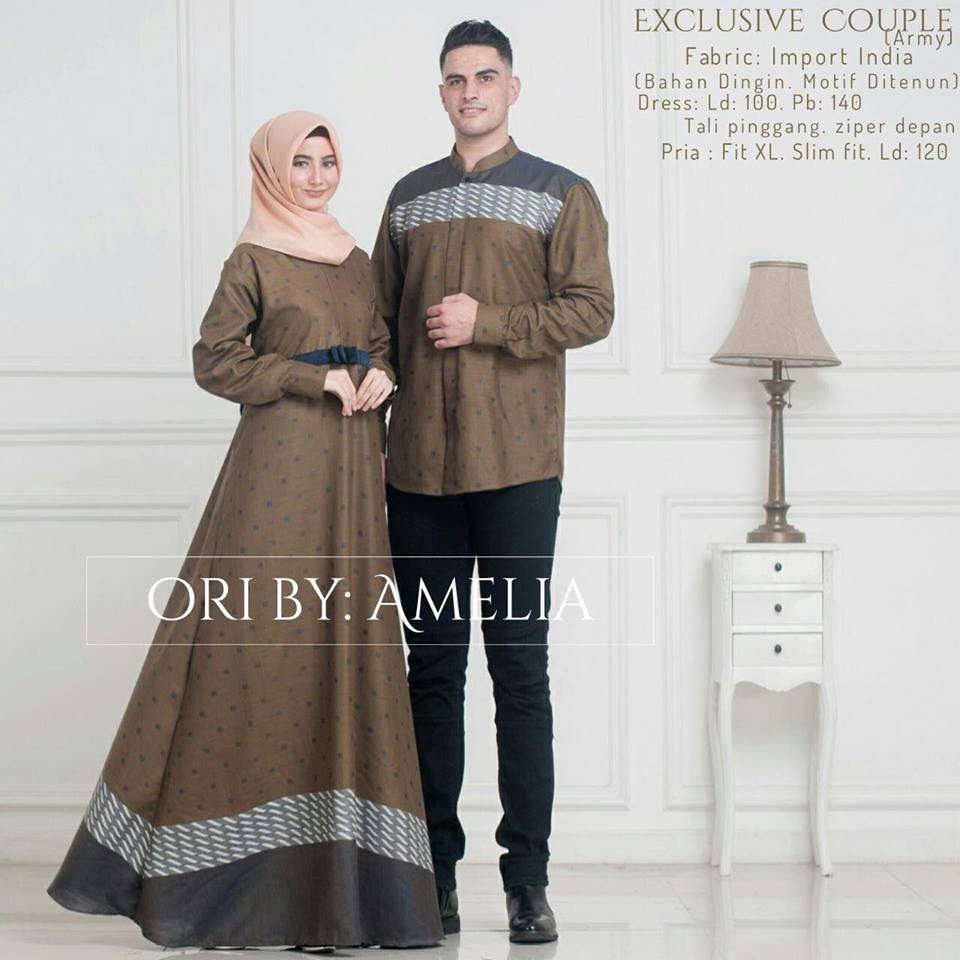 Exclusive couple army