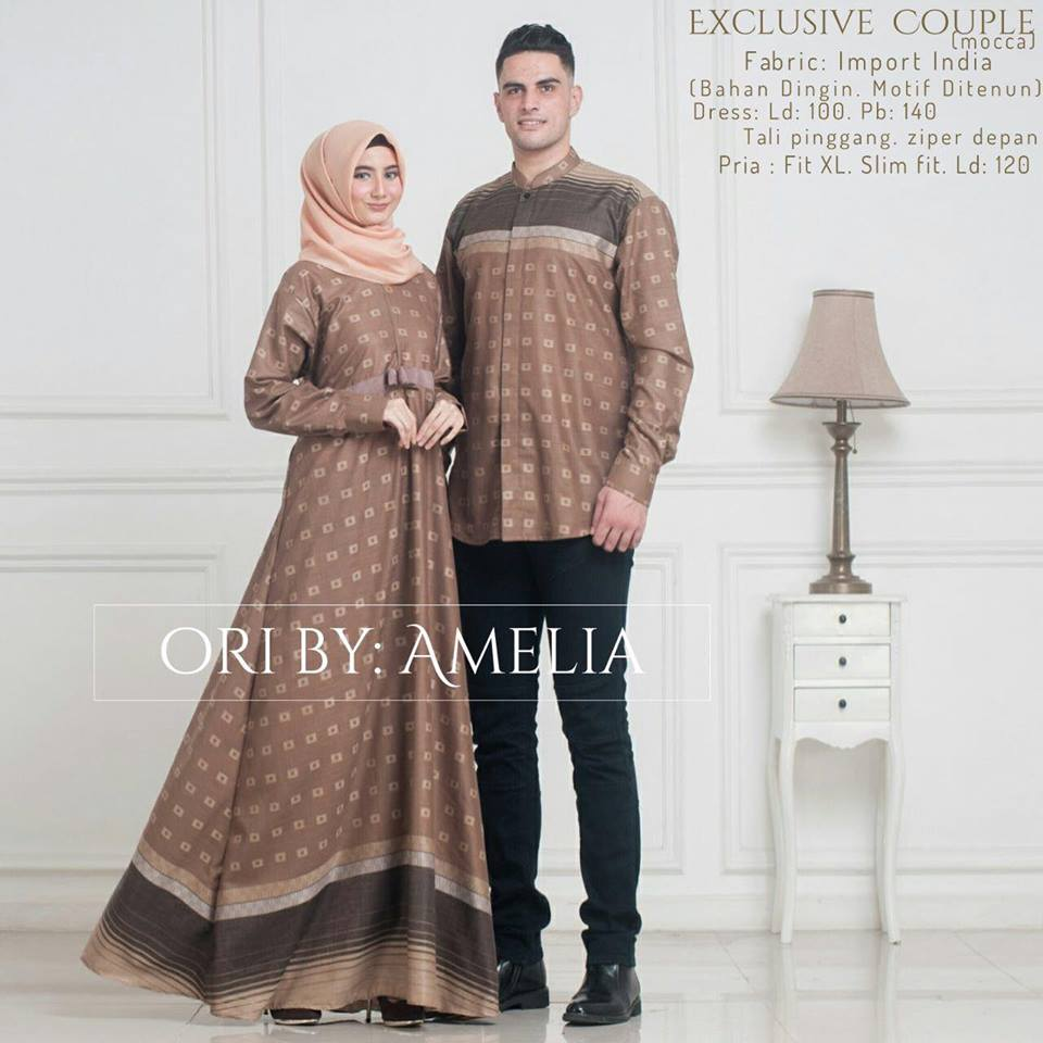 Exclusive couple mocca