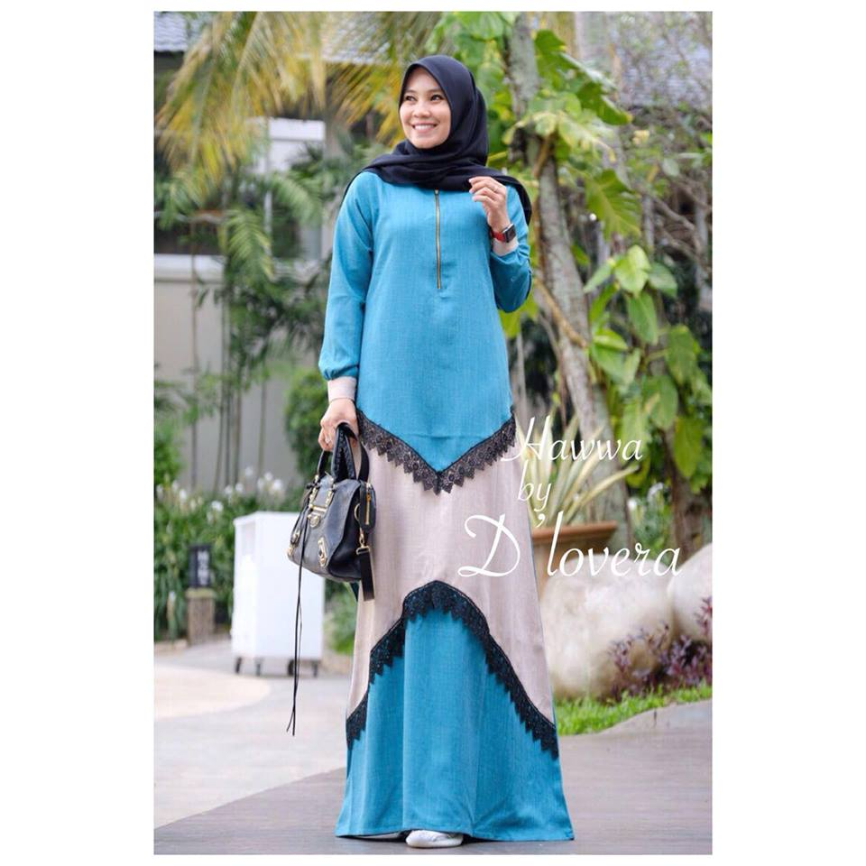 Hawwa dress birupink