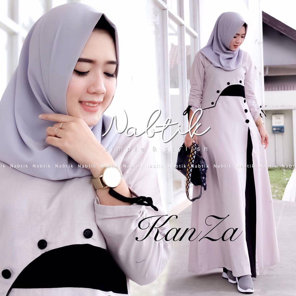 Kanza dress by abu