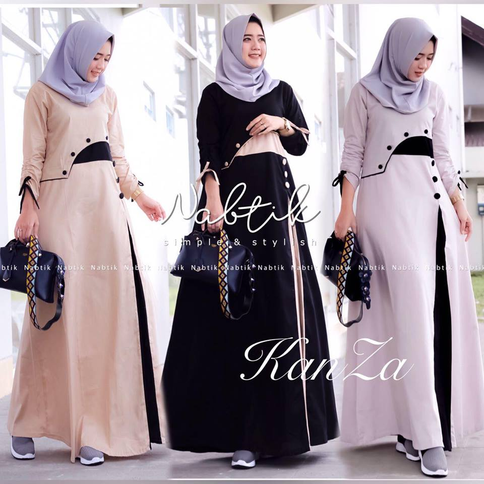 Kanza dress set seri