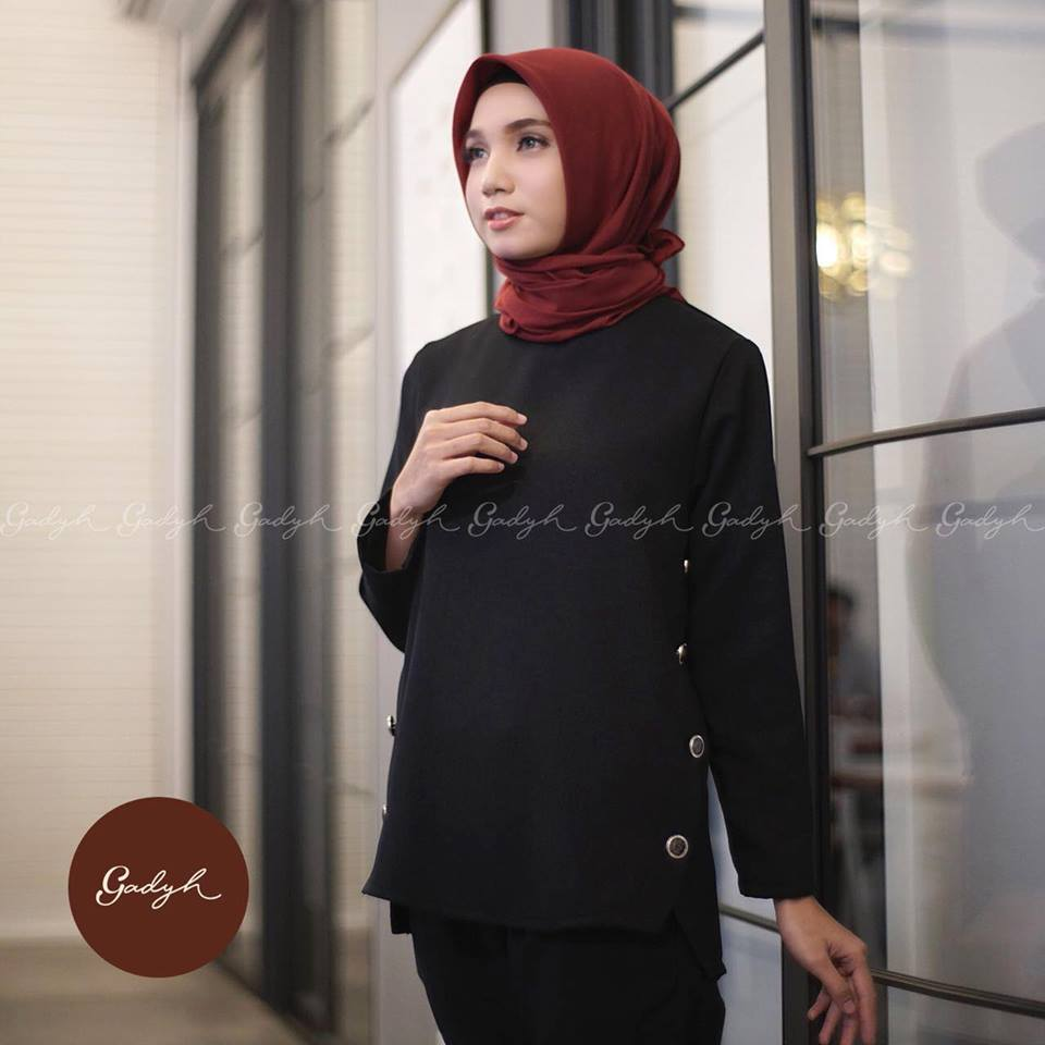 Khabil blouse black